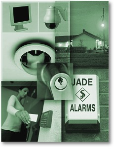 Security Lighting Access Control Alarm System